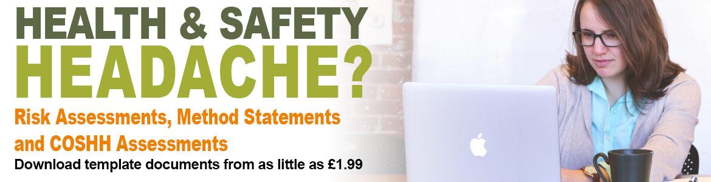 Method Statement Template  Health  Safety Document  Download Edit