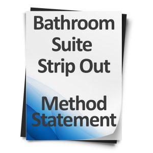 Bathroom-Suite-Strip-Out-Method-Statement