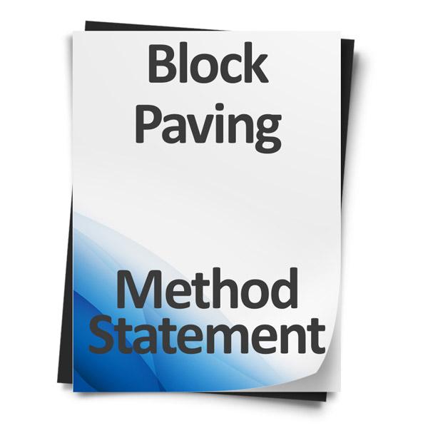 Block-Paving-Method-Statement