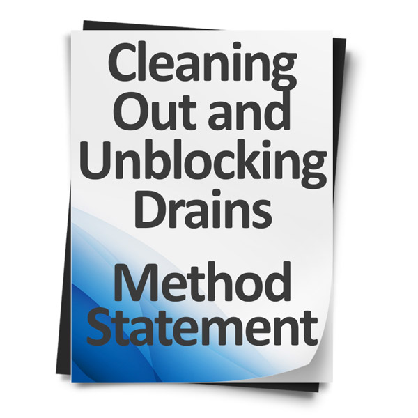 Cleaning-Out-and-Unblocking-Drains-Method-Statement