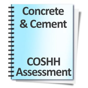 Concrete-&-Cement-COSHH-Assessment-