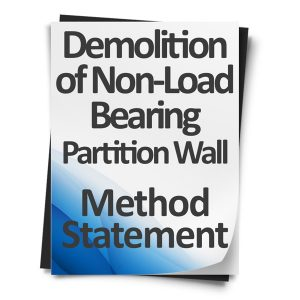 Demolition-of-Non-Load-Bearing-Partition-Wall-Method-Statement