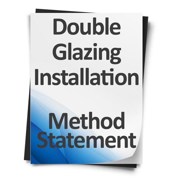 Double-Glazing-Installation-Method-Statement