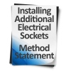 Installing-Additional-Electrical-Sockets-Method-Statement