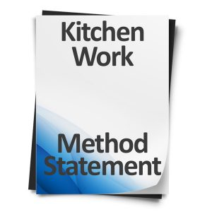 Kitchen-Work-Method-Statement