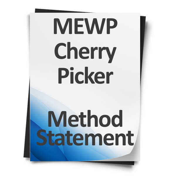 MEWP-Cherry-Picker-Method-Statement