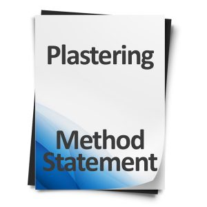 Plastering-Method-Statement