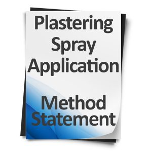 Plastering-Spray-Application-Method-Statement
