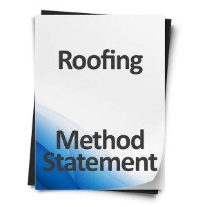 Roofing-Method-Statement