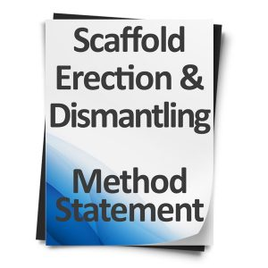 Scaffold-Erection-&-Dismantling-Method-Statement