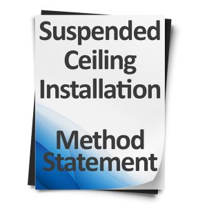 Suspended-Ceiling-Installation-Method-Statement