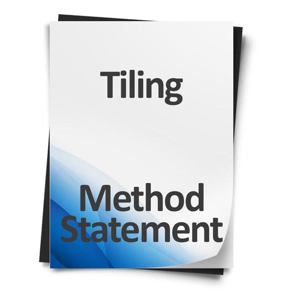 Tiling-Installation-Method-Statement