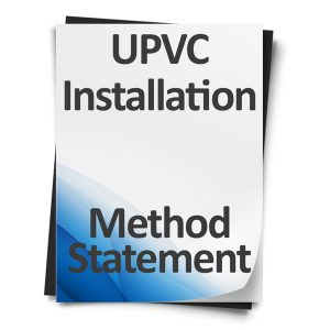UPVC-Installation-Method-Statement