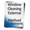 Window-Cleaning-External-Method-Statement