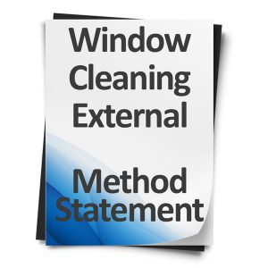 Window-Cleaning-External-Method-Statement