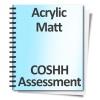 Acrylic-Matt-COSHH-Assessment
