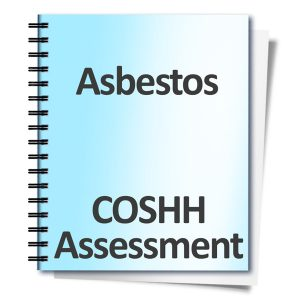 Asbestos-COSHH-Assessment