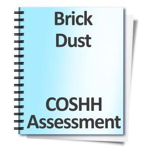 Brick-Dust-COSHH-Assessment