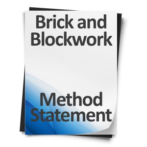 Brick-and-Blockwork-Method-Statement