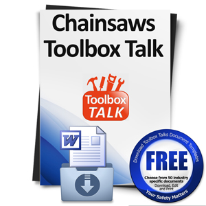 Chainsaws-Toolbox-Talks-Template