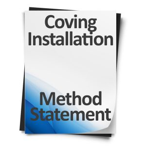 Coving-Installation-Method-Statement