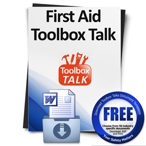 First-Aid-Toolbox-Talks-Template