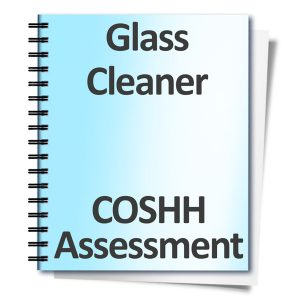 Glass-Cleaner-COSHH-Assessment