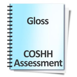 Gloss-COSHH-Assessment