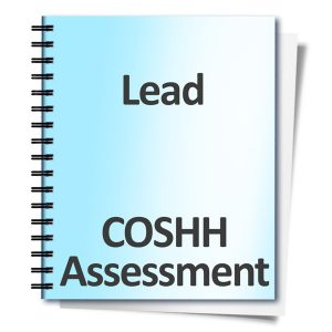 Lead-COSHH-Assessment