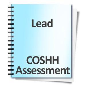 Lead-COSHH-Assessment