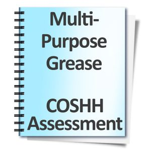 Multi-Purpose-Grease-COSHH-Assessment