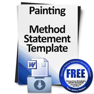 Painting-Method-Statement-Template
