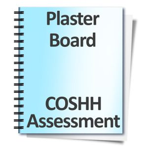 Plaster-Board-COSHH-Assessment