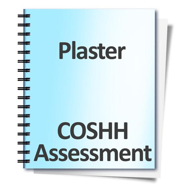 Plaster-COSHH-Assessment