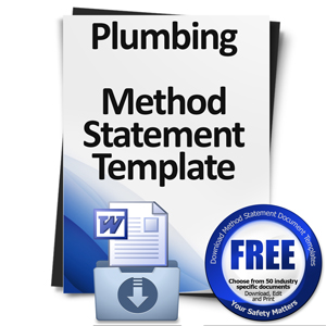 Plumbing-Method-Statement-Template