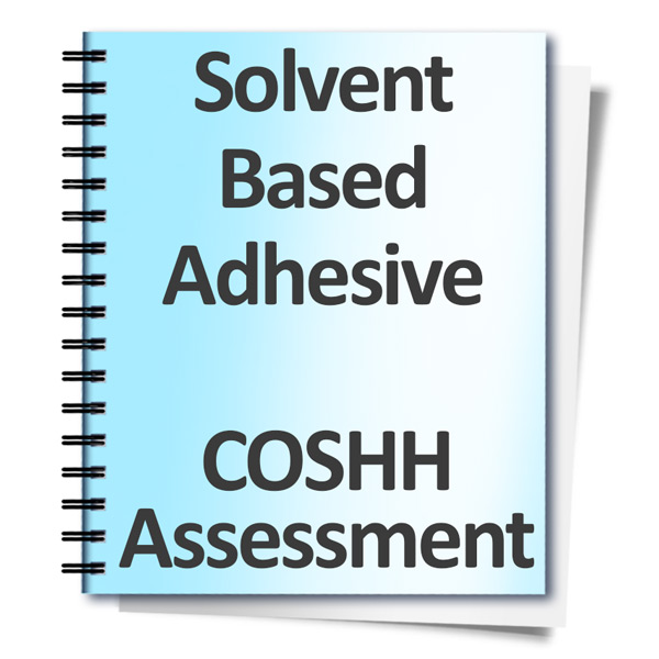 Solvent-Based-Adhesive-COSHH-Assessment