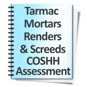 Tarmac-Mortars,-Renders-and-Screeds-COSHH-Assessment