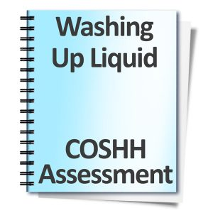 Washing-Up-Liquid-COSHH-Assessment