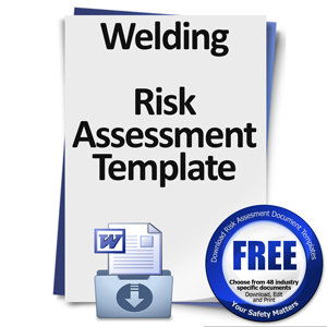 Free Welding Risk Assessment Template  Download Risk Assessment Template